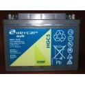 Batería de gel exide de 12v/25ah